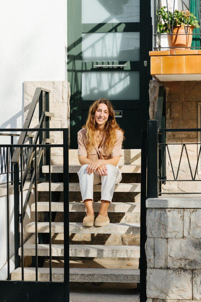 Judit Sanchez Torner fundadora del estudio de Branding Calma Studio